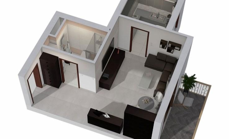 mieszkanie na sprzedaż - Bytom, Stroszek